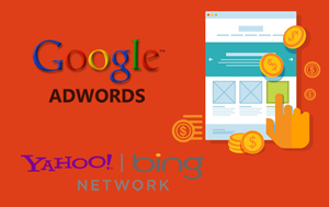 Paid Search - Google AdWords, Bing & Yahoo