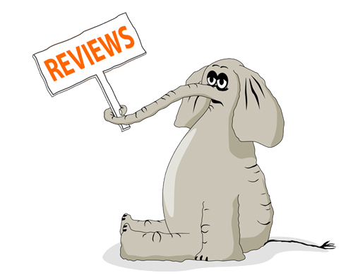 online reviews elephant image
